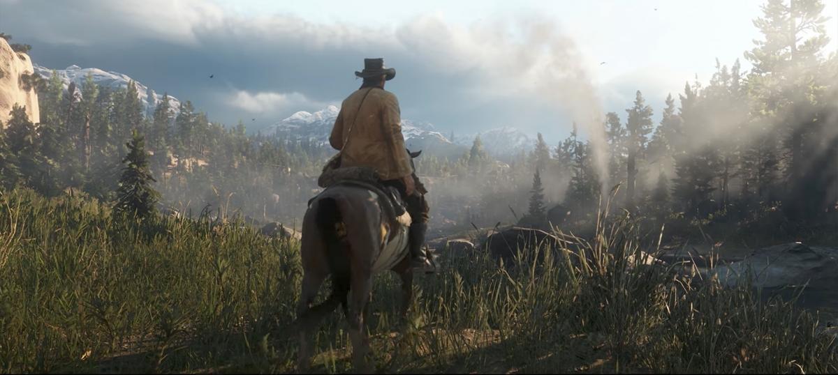 Red Dead Redemption2 удалось всего за8 дней превзойти продажи оригинала за8 лет
