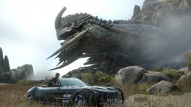 В Forza Horizon3 появится Регалия из Final Fantasy15