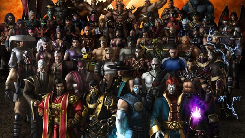 Старый Mortal Kombat в новой упаковке