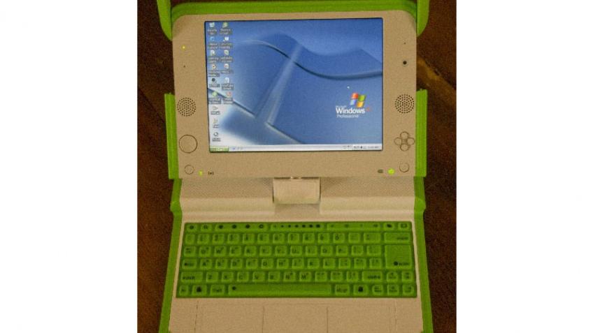 OLPC XO – теперь с Windows XP