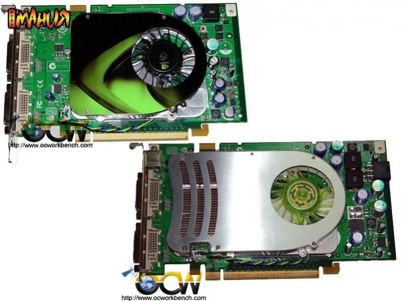 Фотографии GeForce 8600
