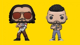 Funko представила фигурки персонажей Cyberpunk 2077