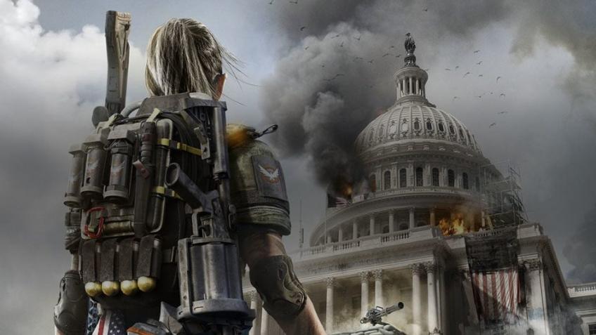 Герои The Division2 обоснуются в Белом доме
