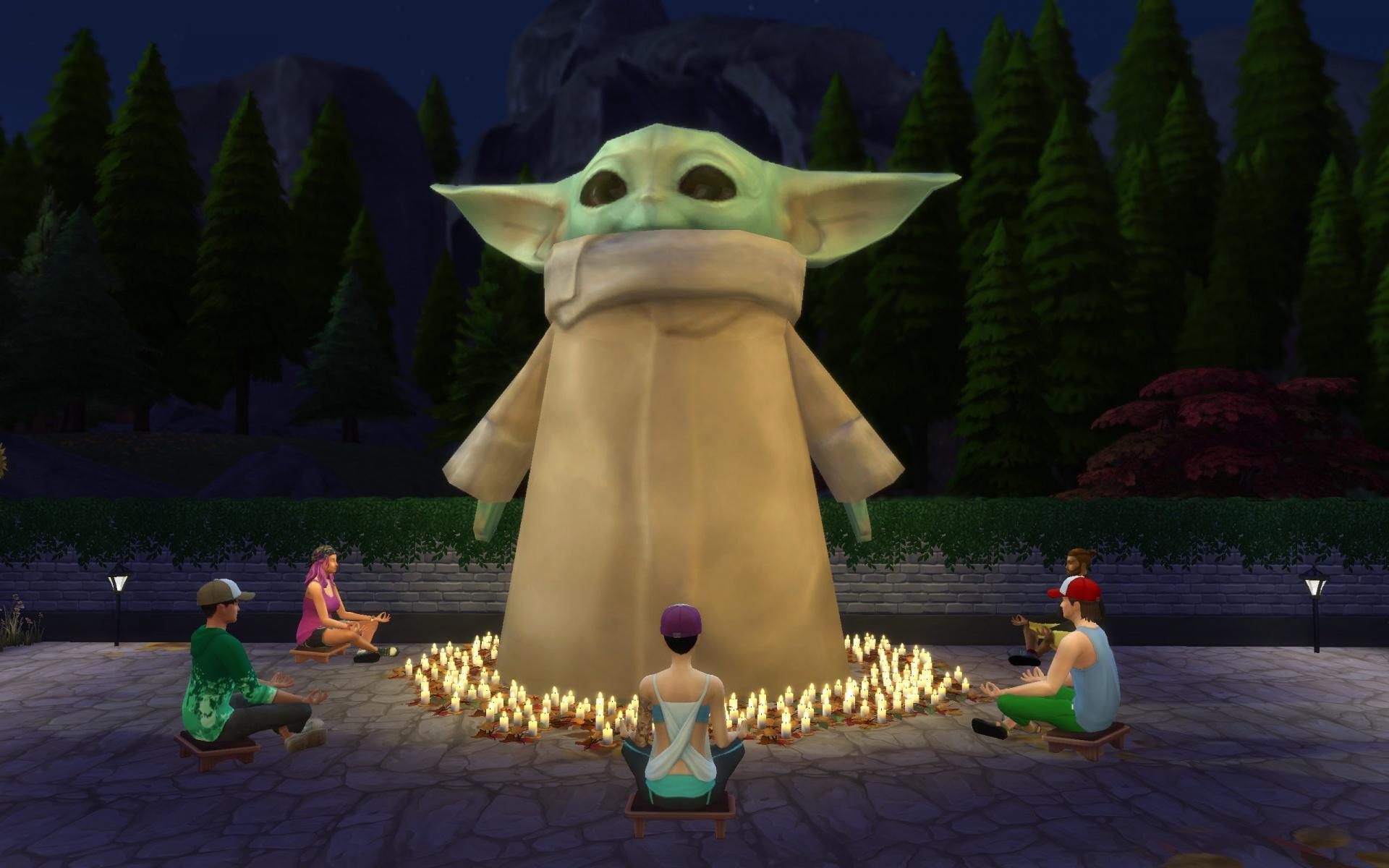 В The Sims4 появится новый контентный набор Arts & Crafts, сформированный игроками