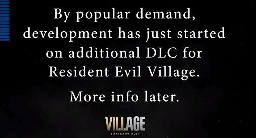 Для Resident Evil Village начали делать DLC — и другое с шоу Capcom1