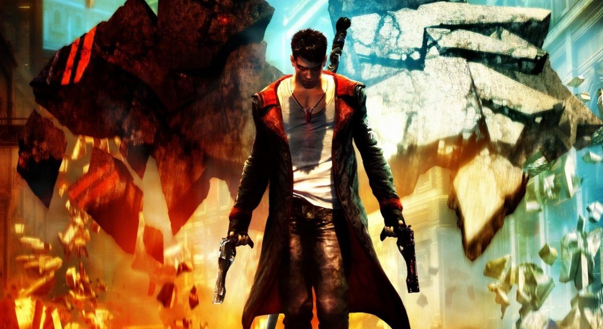 Capcom поддерживает разработчиков DmC: Devil May Cry