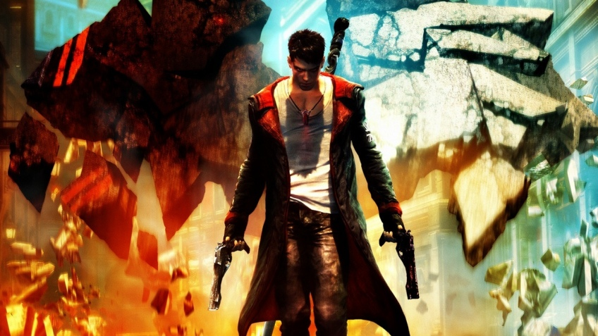 Capcom поддерживает разработчиков DmC: Devil May Cry