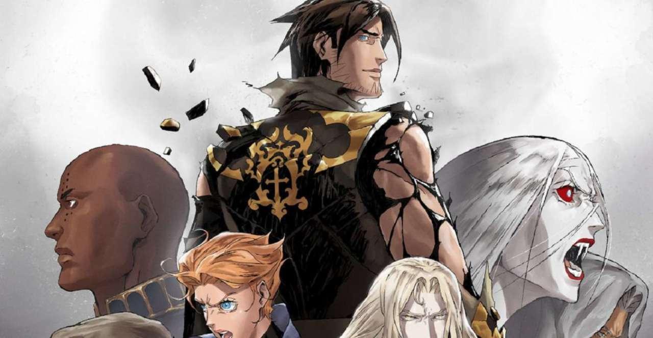 Четвёртый сезон Castlevania станет финальным — премьера13 мая