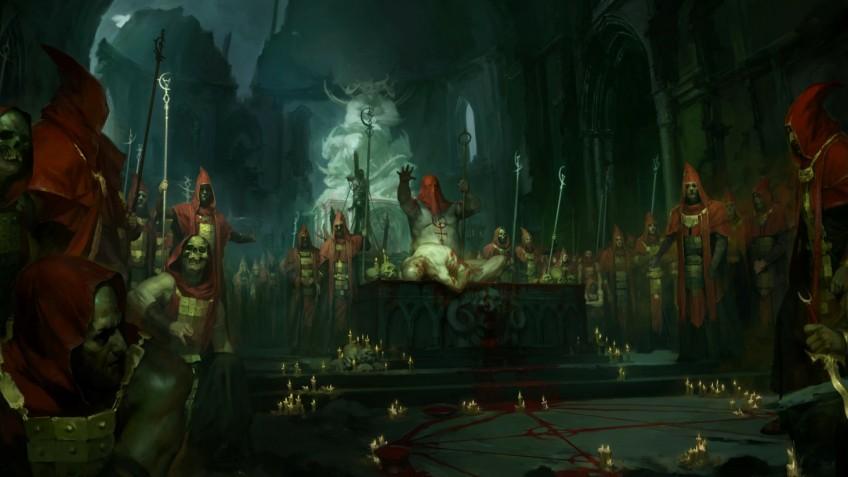 Blizzard надеется реализовать кроссплей в Diablo IV