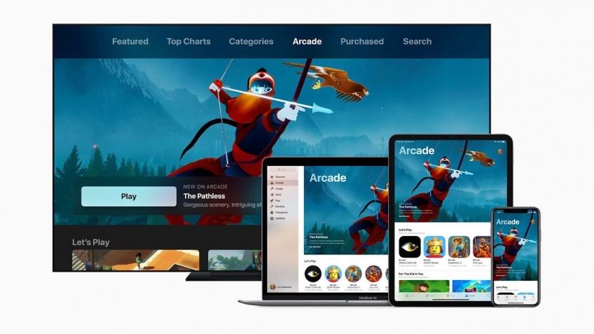 СМИ: Apple тратит миллионы долларов на разработку игр для сервиса Arcade