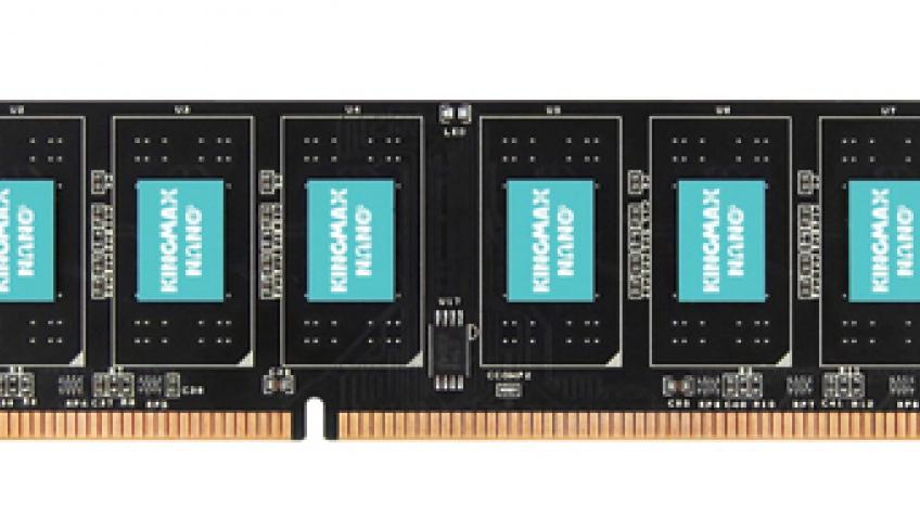 Новые скоростные модули DDR3 с нанорадиаторами Kingmax
