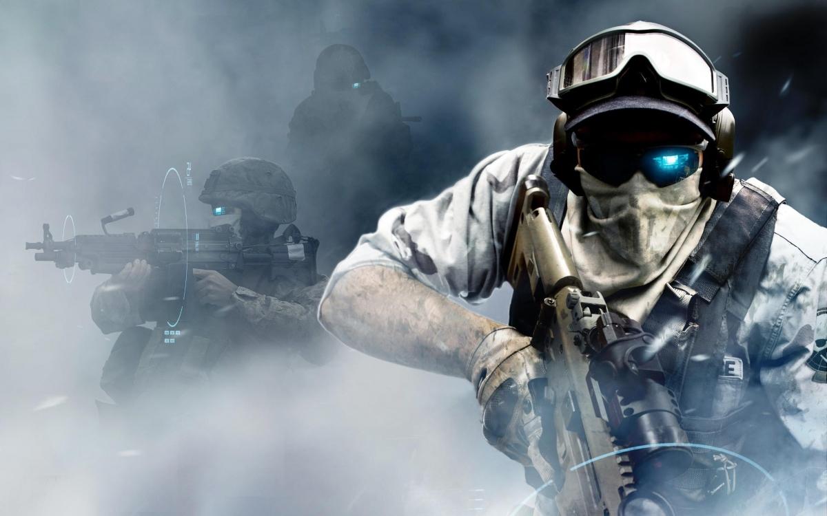 9 мая состоится анонс новой части Ghost Recon