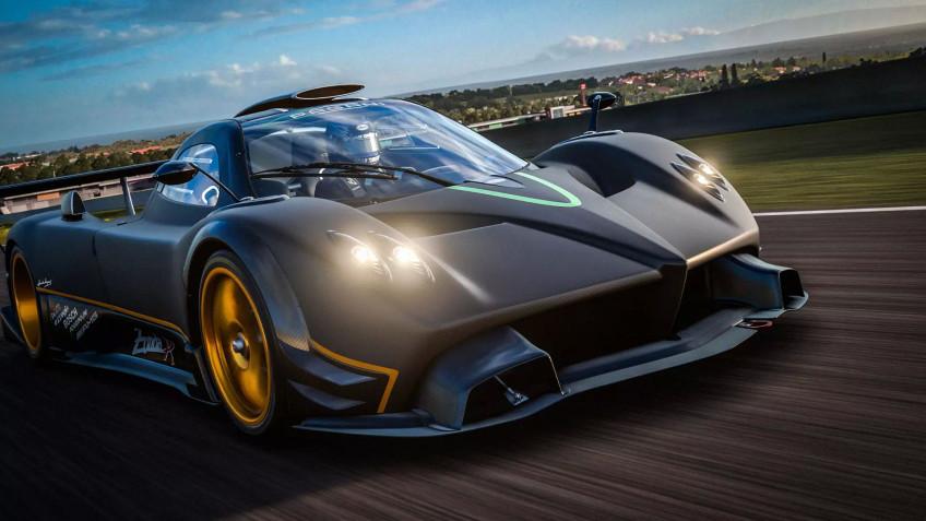 Gran Turismo7 переезжает на 2022 год