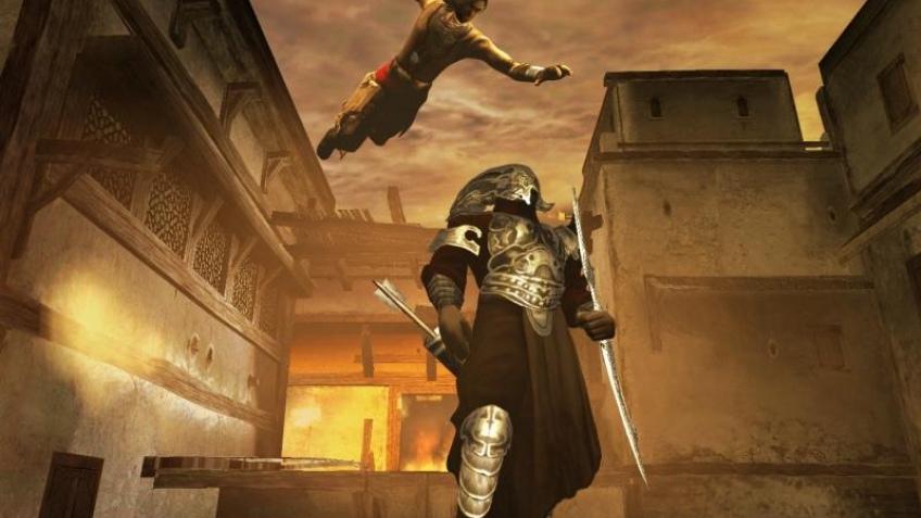 Анонс Prince of Persia3