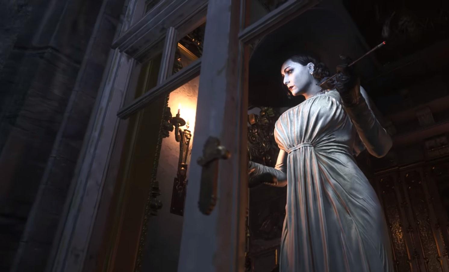 IGN показала первый геймплей Resident Evil Village на PS4 Pro