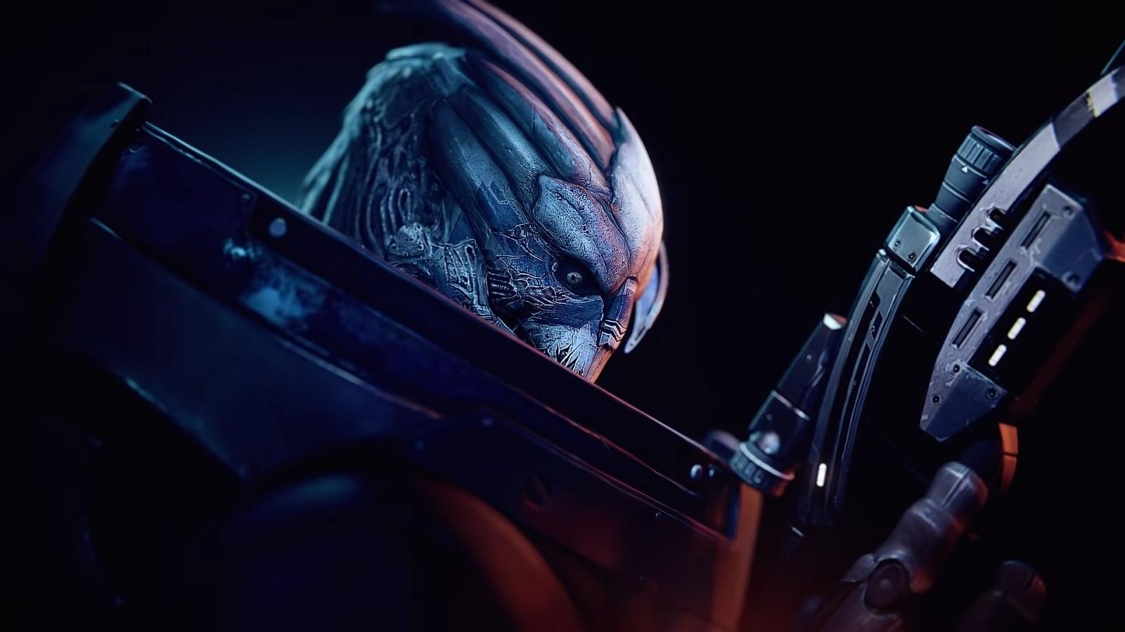 В Mass Effect Legendary Edition добавят фоторежим