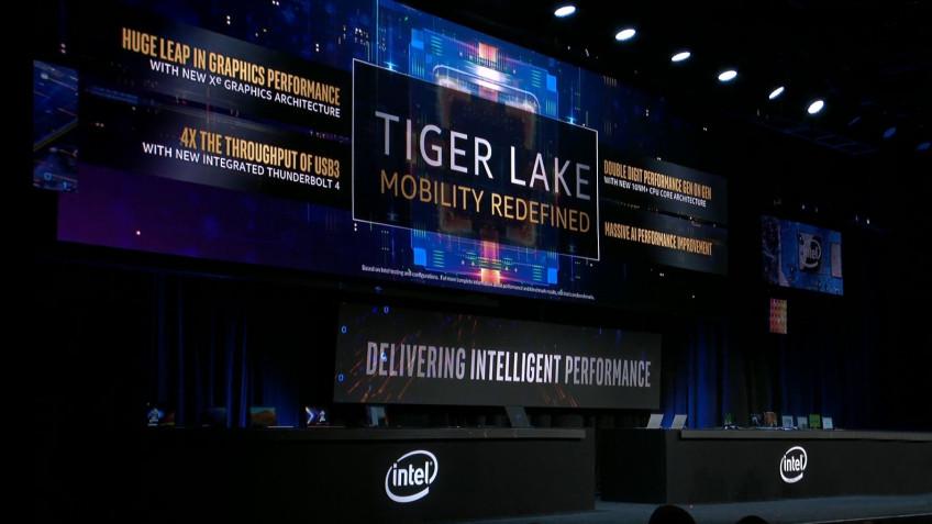 Утечка: процессоры Intel Tiger Lake-H покажут в первом квартале 2021 года