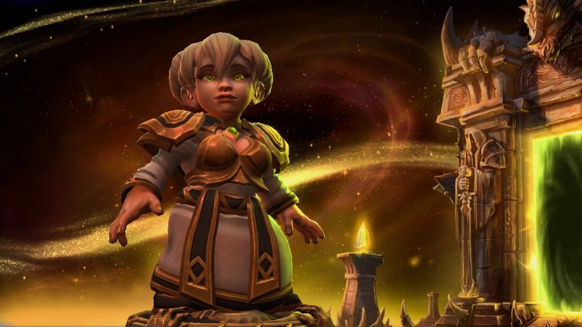 Blizzard дала имена серверам World of Warcraft: Classic