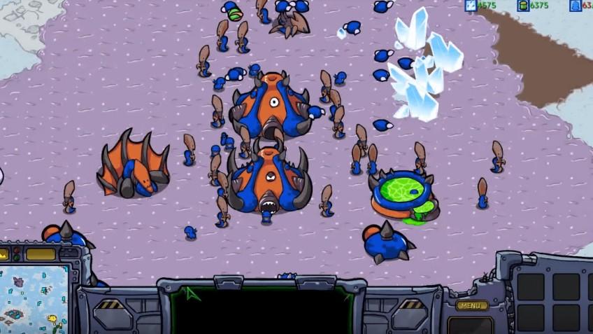 Мультяшный» StarCraft: Remastered уже можно скачать — Игромания