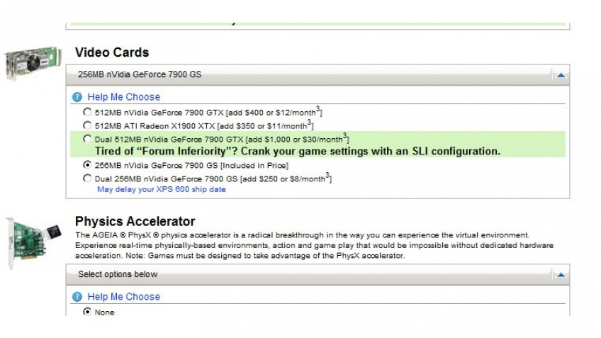 GeForce 7900 GS?