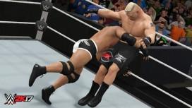 Подписчики Xbox Live Gold смогут бесплатно поиграть в WWE 2K17 на выходных