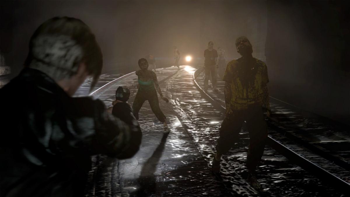 Capcom сообщила дату выхода PC-версии Resident Evil6