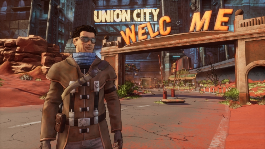 Приключение Beneath a Steel Sky продолжается в игре Beyond a Steel Sky