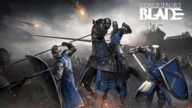 К Conqueror's Blade присоединились «Рыцари ордена»