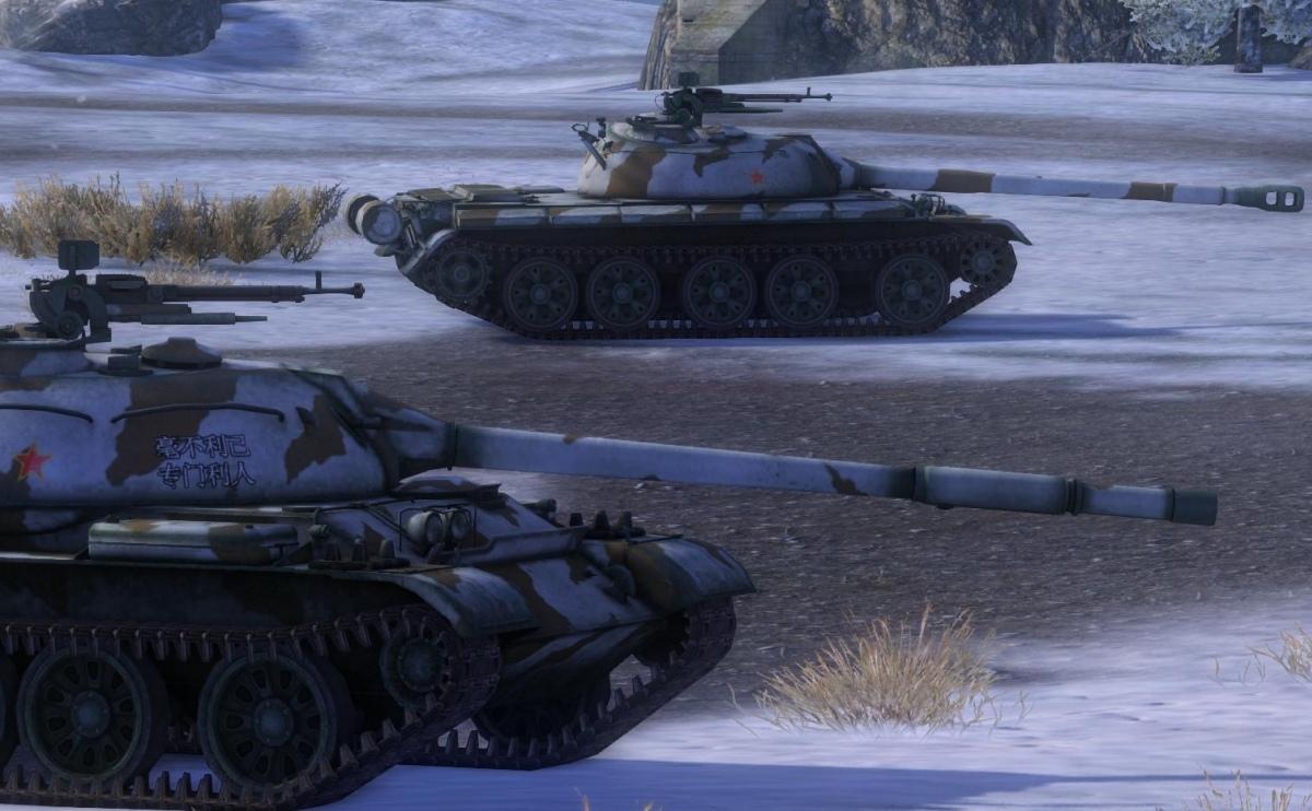 Новая акция в World of Tanks