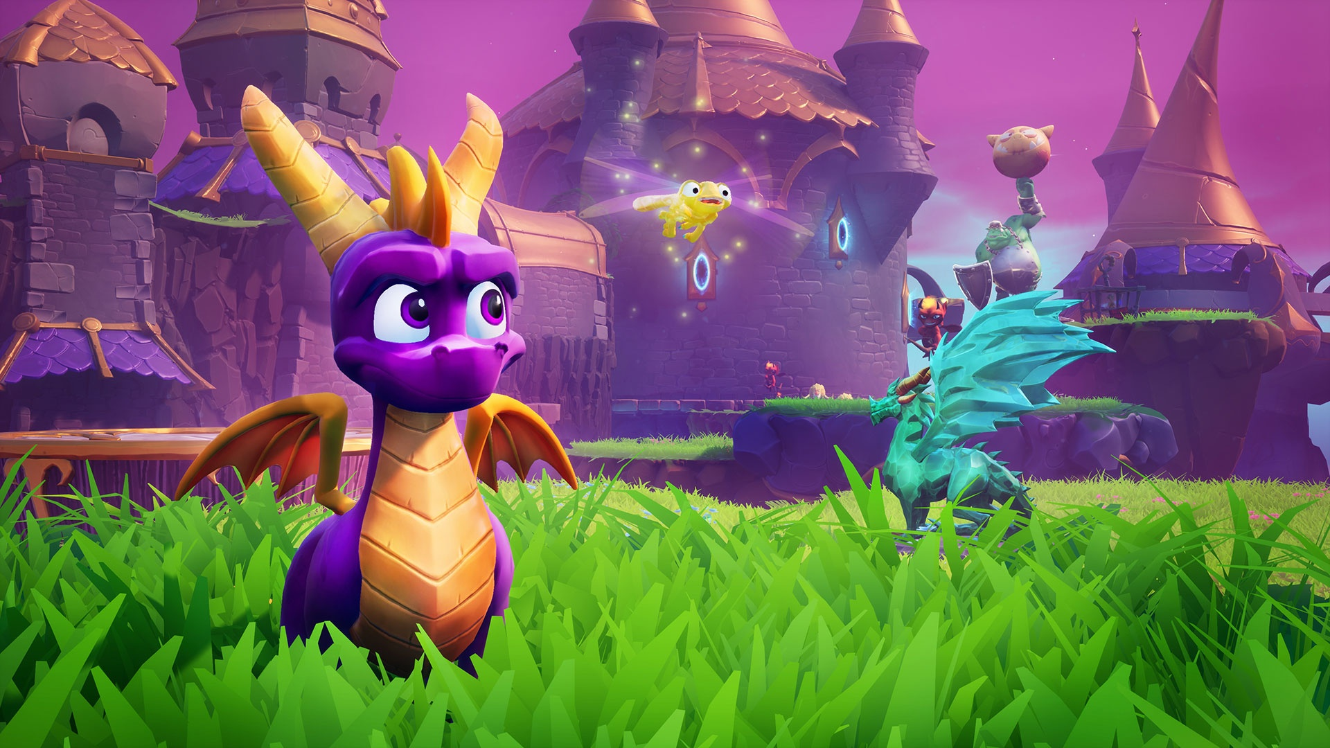 Системные требования PC-версии Spyro Reignited Trilogy