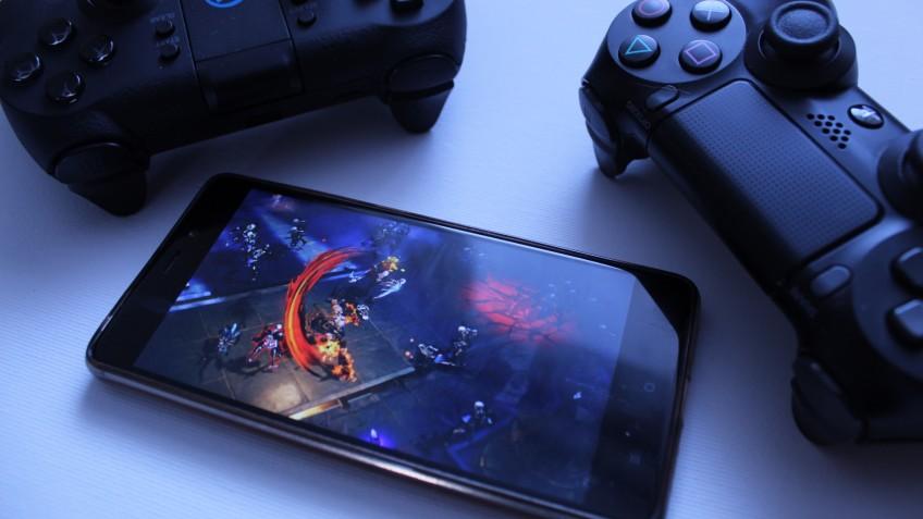 Мобильные игры могут прийти в Steam