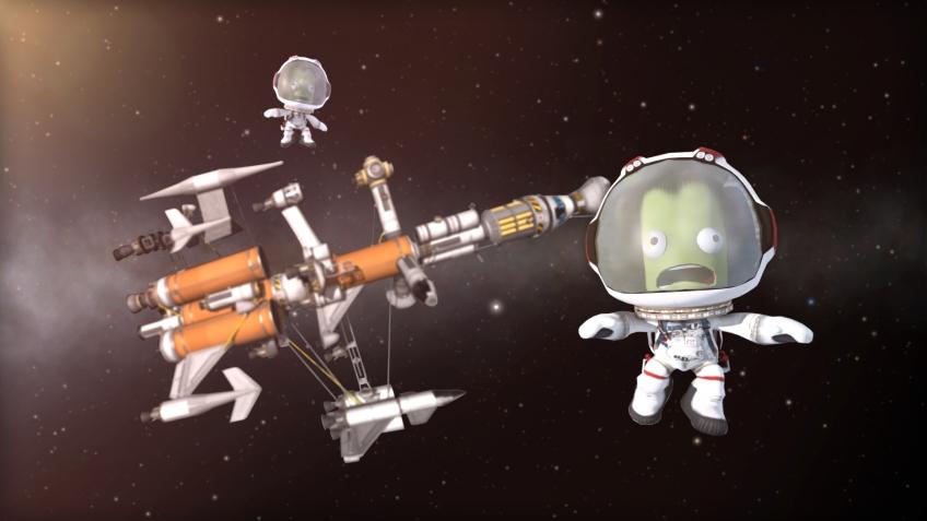 Valve взяла на работу создателей Kerbal Space Program