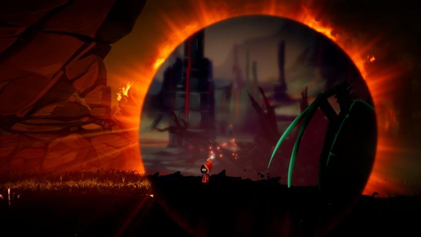 Платформер Unbound: Worlds Apart вышел на Kickstarter