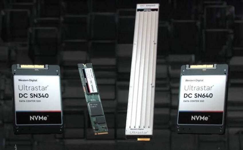 WD представила SSD-накопитель на 30 ТБ