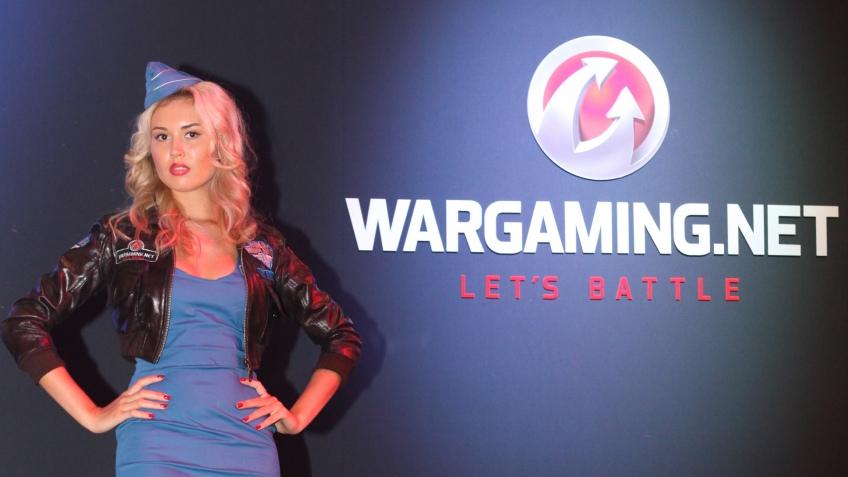 Итоги пребывания Wargaming на выставке «ИгроМир 2012»