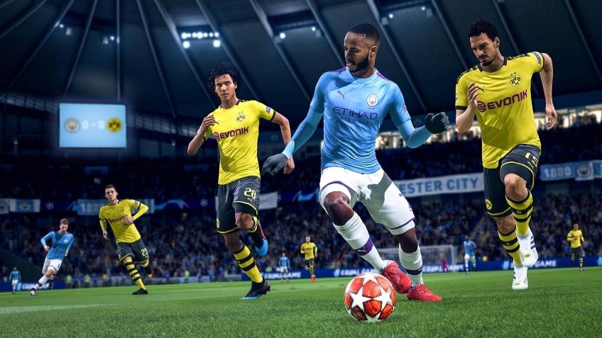 FIFA 20 стала самой загружаемой игрой европейского PS Store в сентябре
