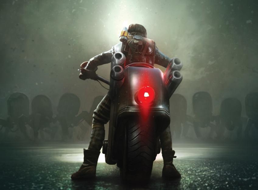 Вышел трейлер игрового процесса байкерского боевика Steel Rats