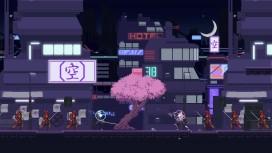 Киберпанк, самураи, пиксели: Midnight Wave вышла на Kickstarter
