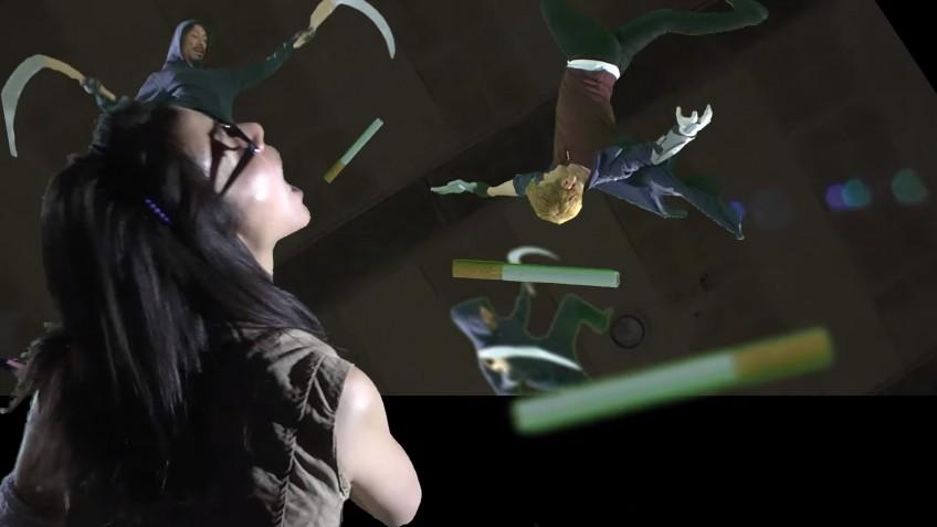 Авторы Devil May Cry5 показали катсцены с живыми актёрами из расширенного издания игры