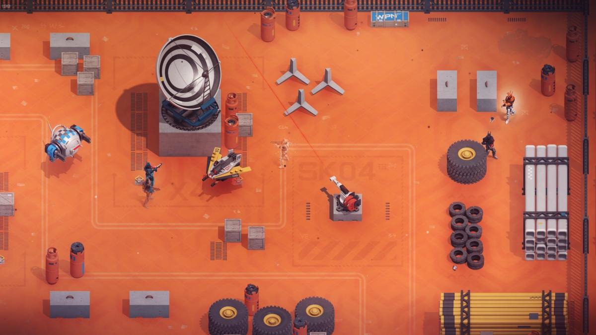 Все умрут: рогалик Synthetik вышел в Steam
