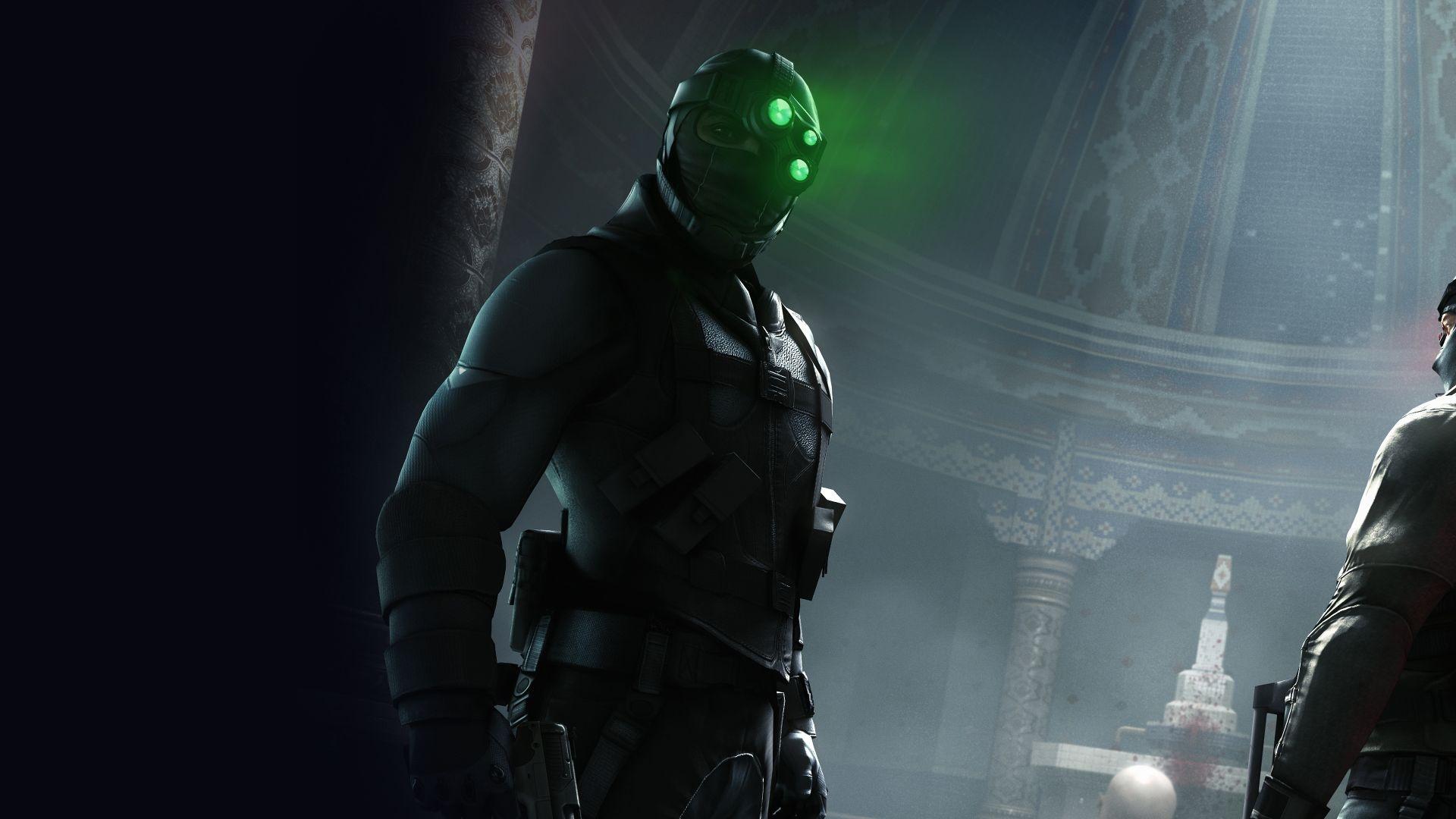 Утечка: новым оперативником Rainbow Six Siege станет кто-то из Splinter Cell
