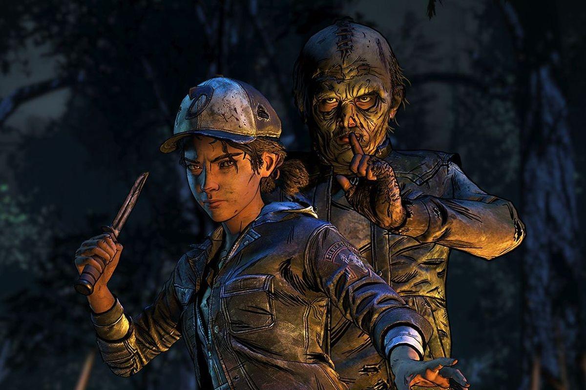 Вся сага The Walking Dead от Telltale вернулась в Steam