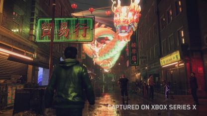 Watch Dogs: Legion впервые показали на Xbox Series X с рейтрейсингом