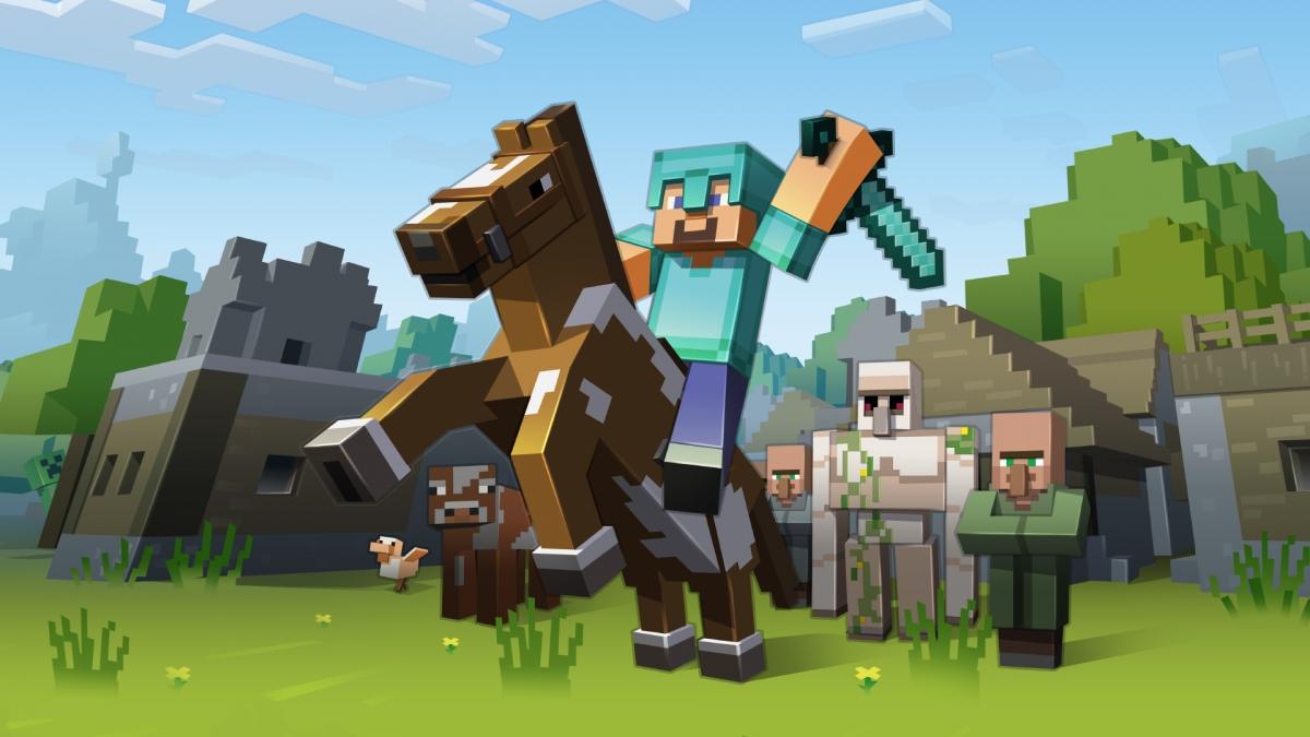 Продажи Minecraft превысили 176 млн копий
