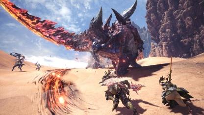 Новые разновидности монстров в трейлере Monster Hunter World: Iceborne