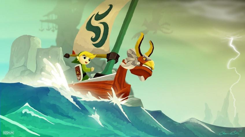 СМИ: до конца года на Switch выпустят The Legend of Zelda: Wind Waker и Twilight Princess