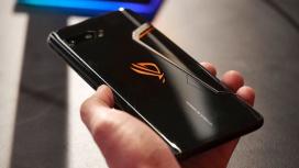 Игровой смартфон ASUS ROG Phone3 5G покажут22 июля