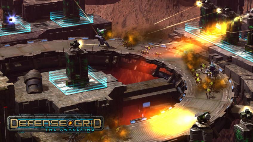 Новой бесплатной игрой в Epic Games Store стала Defense Grid: The Awakening