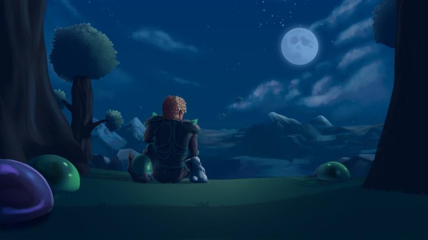 К Terraria выпустили финальное обновление Journey's End