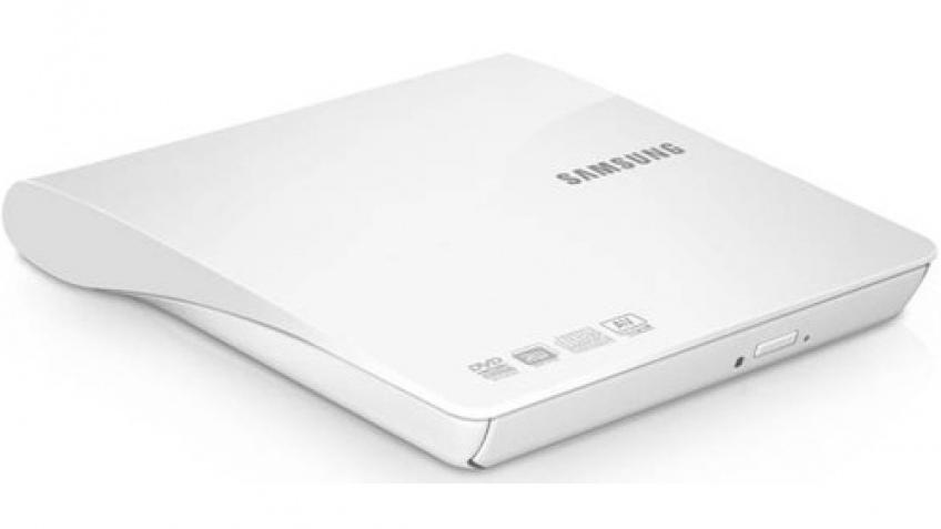 Samsung анонсировала внешний оптический привод SE-208DB